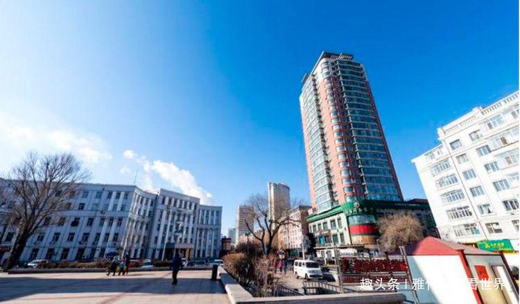 """哈尔滨果戈里大街""""——国内的欧亚大陆风光"""