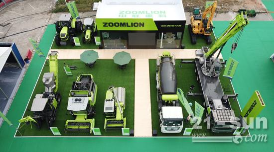 工程机械农业机械两开花 中联重科务实推进中非合作