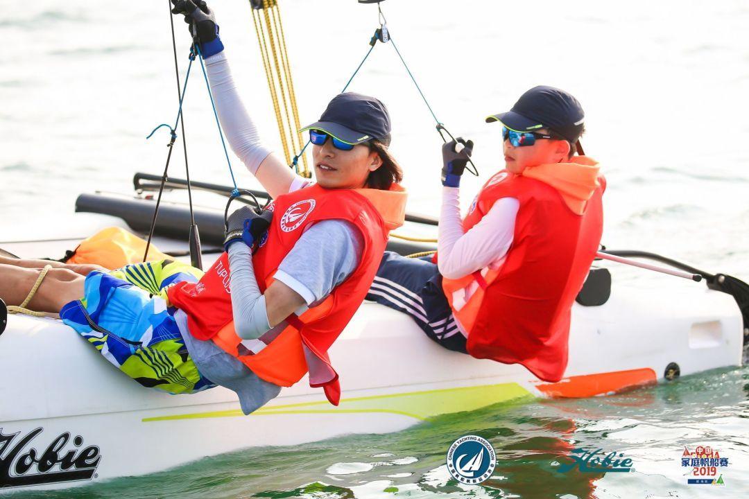 中国家庭帆船赛(威海站)落幕,有望撬动更大产业市场