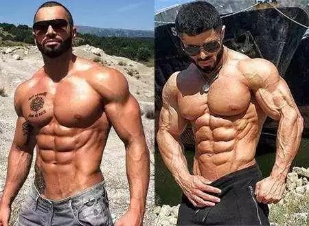 男子效仿漫画人物健身,30天后的身材让网友怀疑人生....