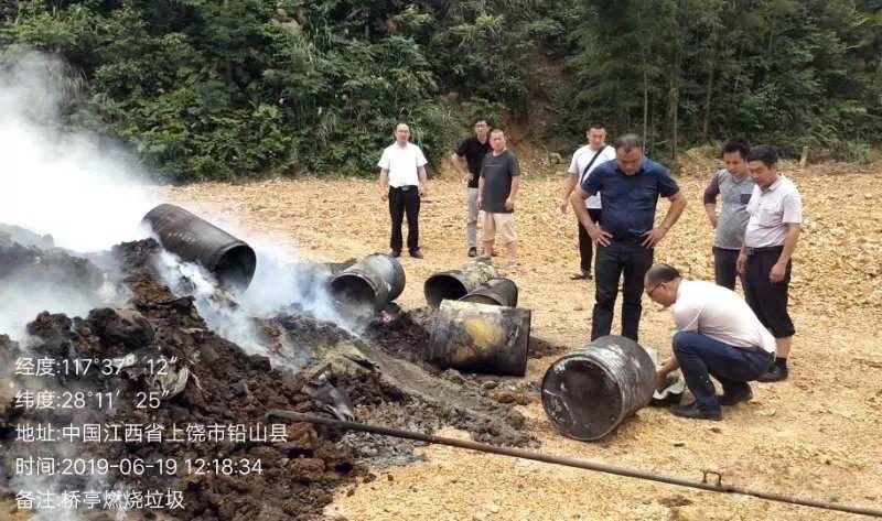 <b>不懂法真可怕,上饶几个村民烧垃圾,摊上大事了!</b>