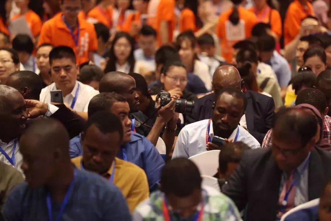 中国梦与非洲梦相互激荡,闪烁更加美好的未来之光