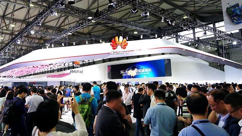 华为成功支持MWC19上海5G网络商用