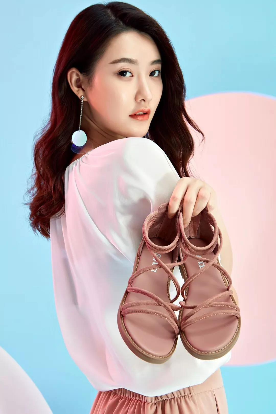 新面孔Model] 史佳钦senda鞋子拍摄,鞋柜又该换新喽!