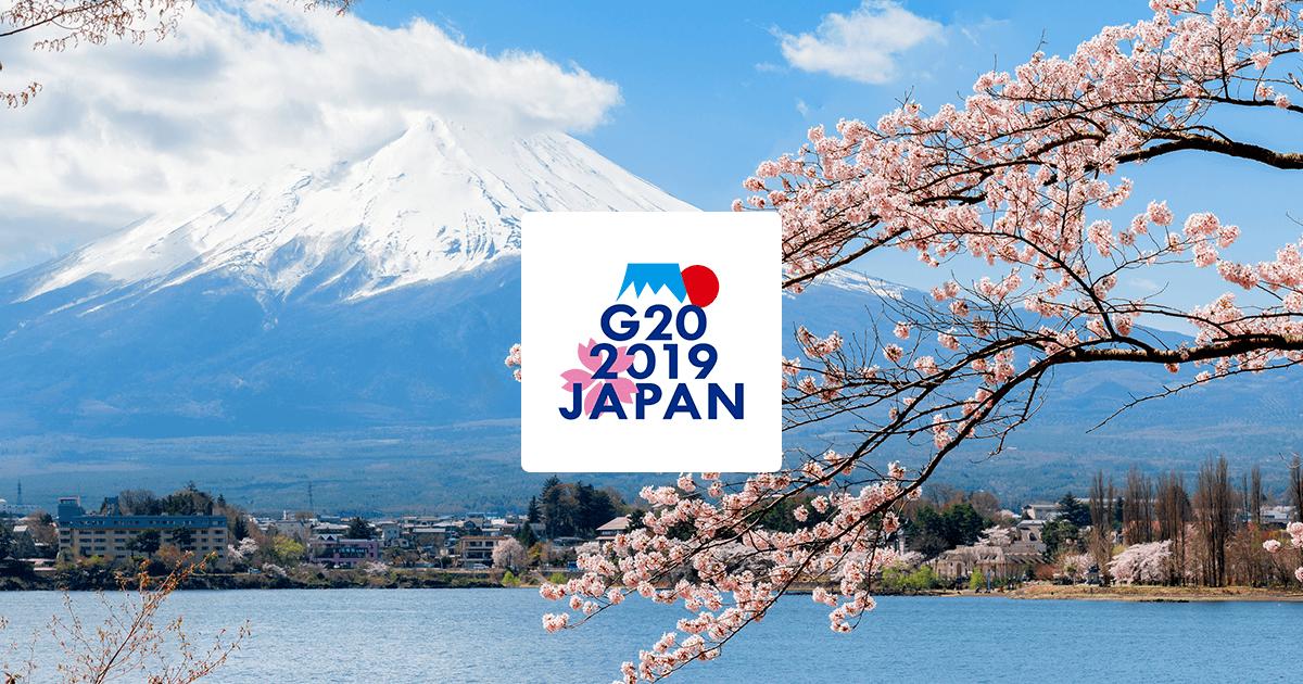 """不能忽视的G20大阪峰会的副产品"""""""