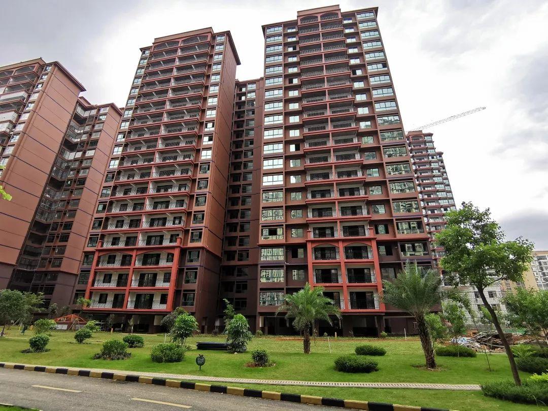 东方国际23#楼的业主们,快来办理你们的收房手续!