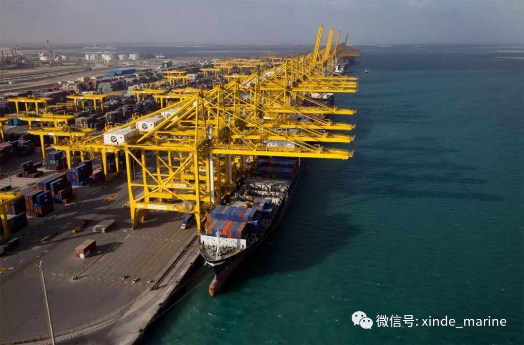 120船,11亿美元,一港口集团再次并购航运公司!