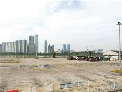 <b>佛山新港昨正式关停 旧址建工业遗址公园</b>