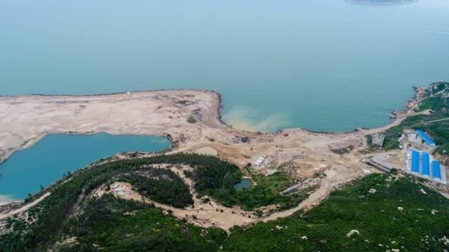探访全国首个旅游开发无居民海岛:4G信号全覆盖,明年部分开放