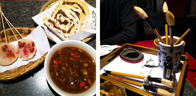 西安车展策划公司西安:恋上一座城吃垮两个胃 行业新闻 丰雄广告第3张