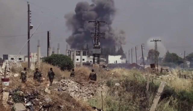对叙利亚政府军极为不利,普京犯一严重错误,需伊朗力挽狂澜