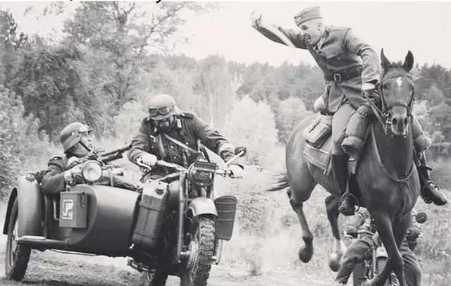3天灭亡德国!用马刀打坦克的波兰,曾自大到什么程度