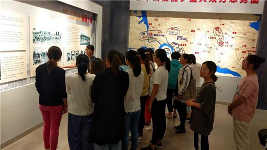 南通海安市教体系统组织举办庆祝建党98周年主题教育活动