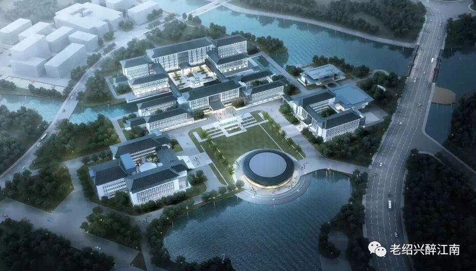 规划到你家了吗?绍兴文理学院河西中心区改造提升工程开工