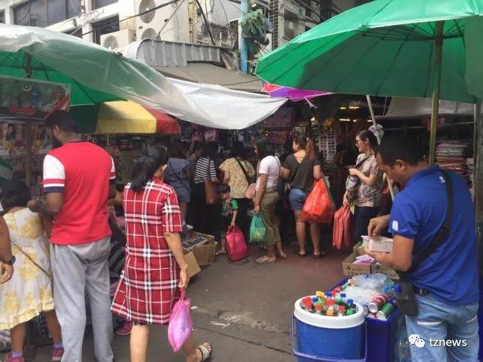 从三聘市场看泰国经济:经济放缓,电商兴起