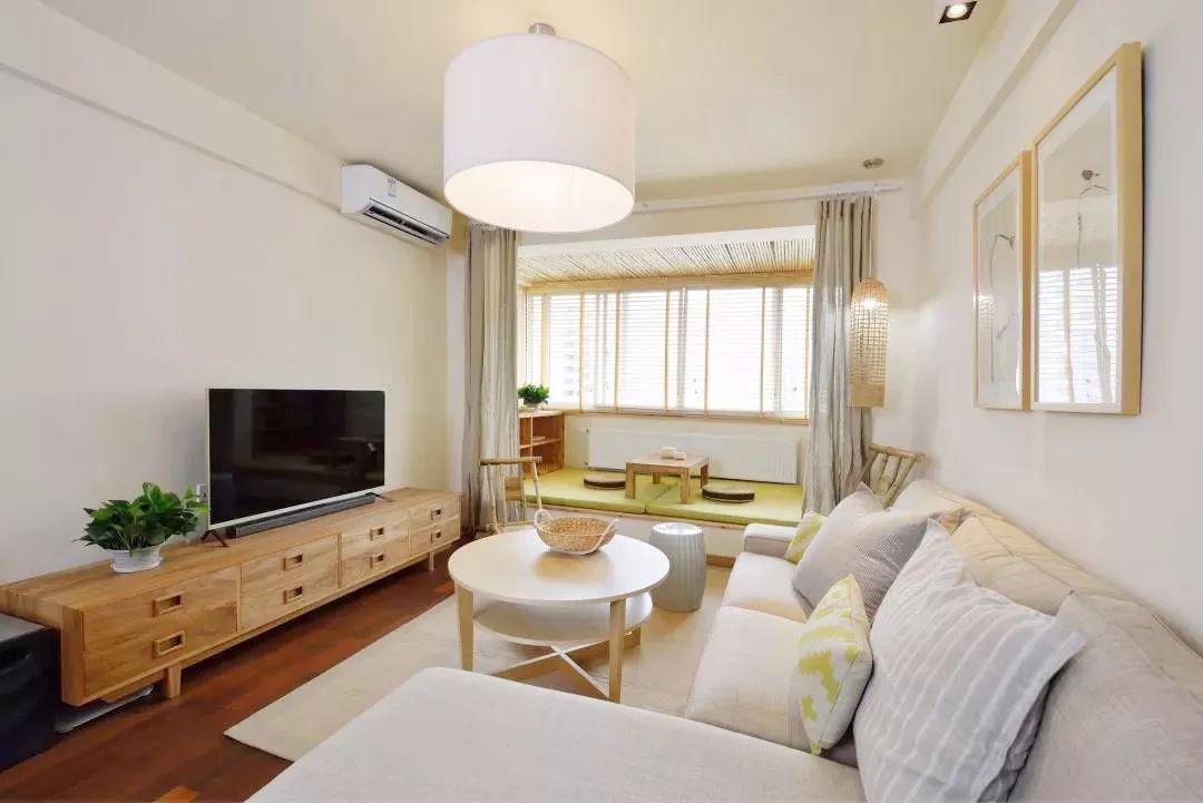 86㎡日式两居阳台改造榻榻米,安静闲适的二人世界!