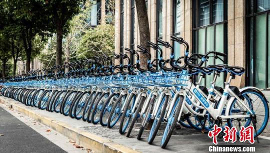 广州正式重启共享单车投放 3年投放40万辆