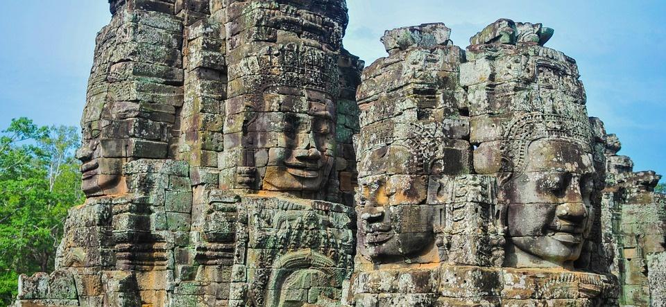 藏在柬埔寨的失落神迹之国,也是世界七大奇迹之一
