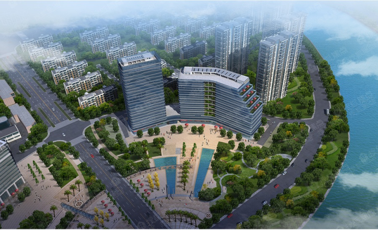 广宇·假日邻居首批江景现房公寓入市热销 开盘当天去化8成