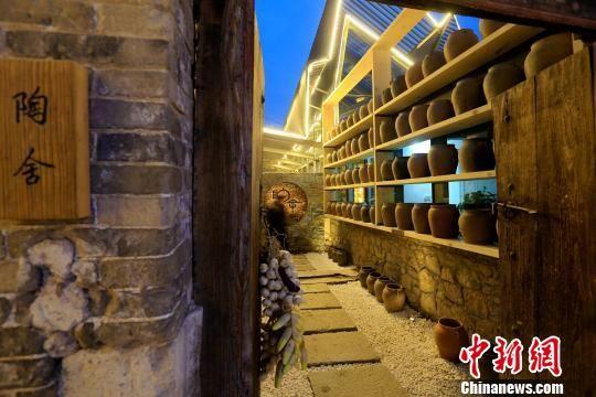 古镇大汶口探索中国传统古村落复兴模式 重焕新生