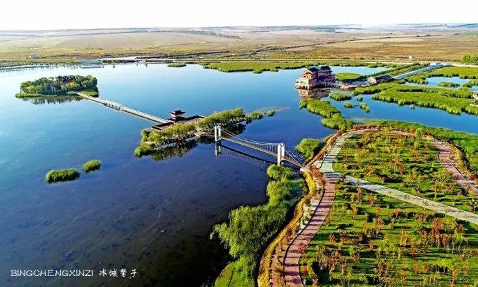 发现黑龙江:嫩江有个源明湖