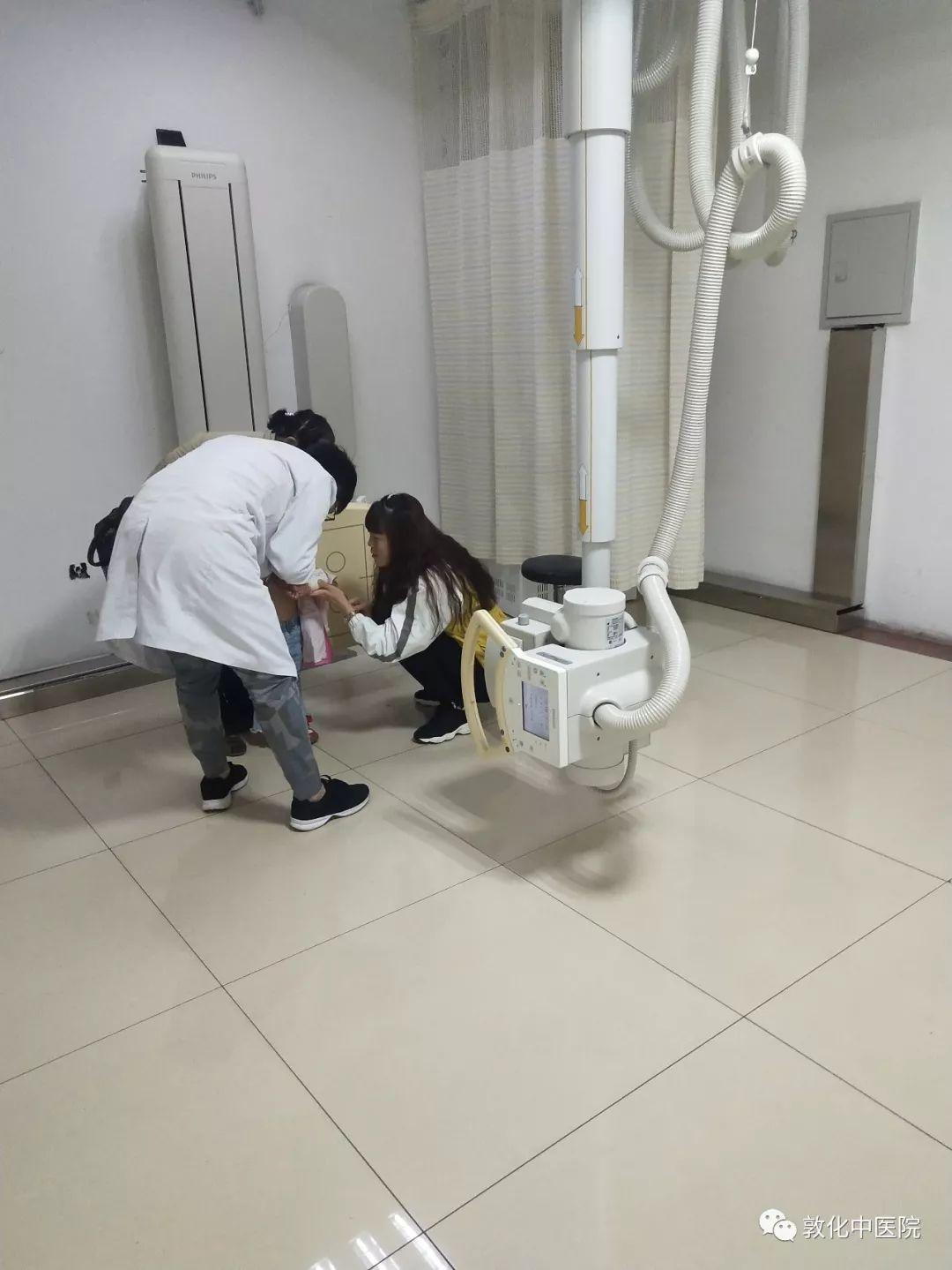 【医患故事】有爱的X光科医生