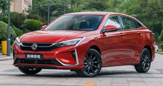 东风终于拿出实力!新车颜值可媲美思域,出自PSA共同研发平台