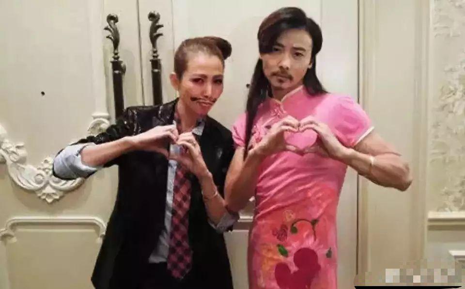 蔡少芬怀三胎,老公是高级电影咖 网友:比刘诗诗幸福!