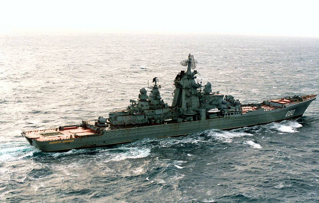 <b>获得中方技术支持!俄船厂突破美国封锁,承诺提前交付俄军巡洋舰</b>