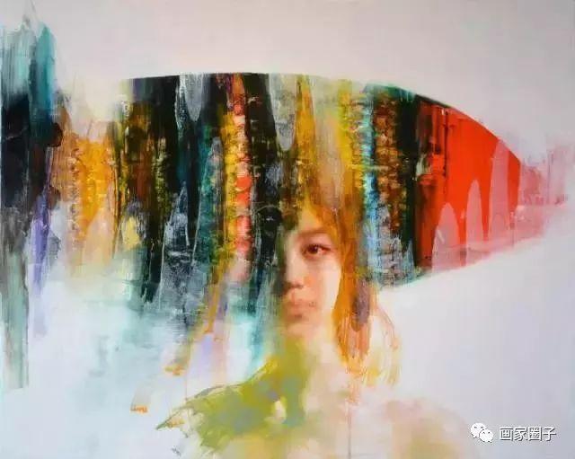 人体艺术之美乳_韩国画家:把素描的虚实,做到极致的素描人像人体作品