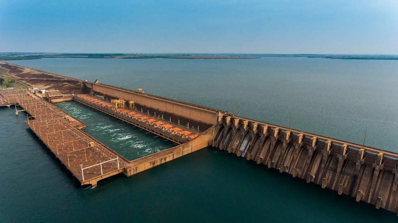 发电量堪比三峡电站,被称为世界第二,将5290公里长河拦腰截断