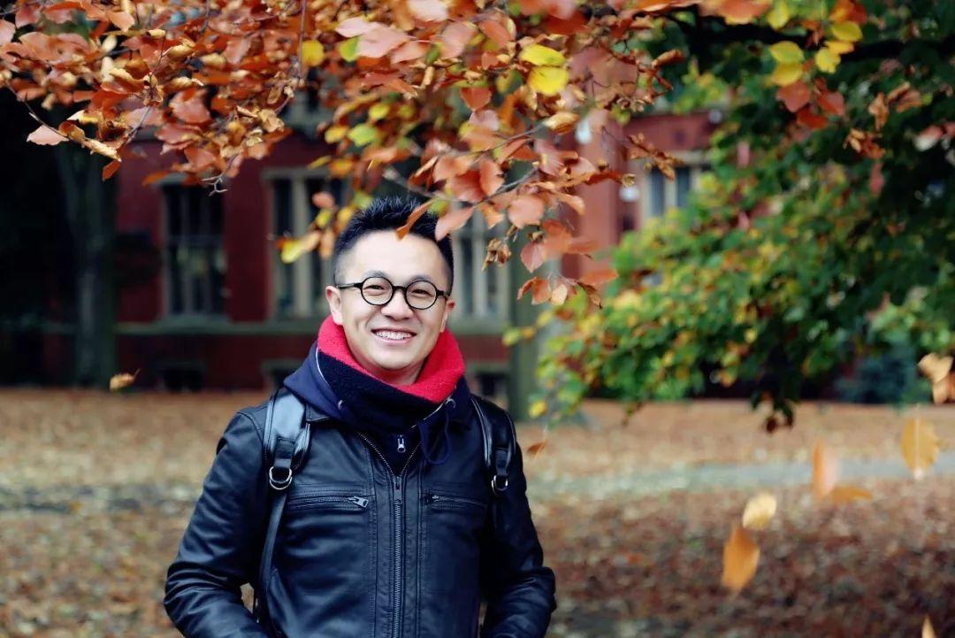 范亞飛:找準學業職業的杠桿