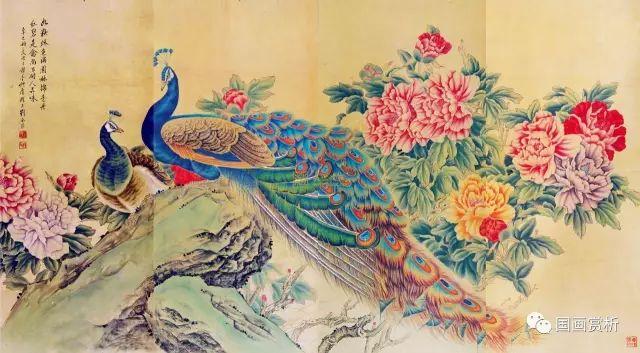 【艺术欣赏】当代中国画坛翎毛第一人——刘奎龄
