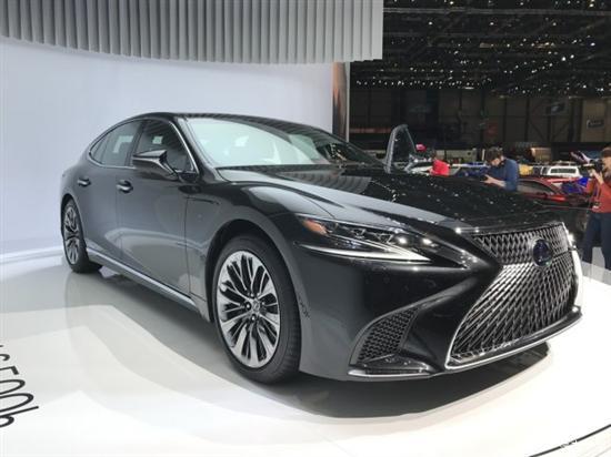 2017日内瓦车展:雷克萨斯LS 500h发布