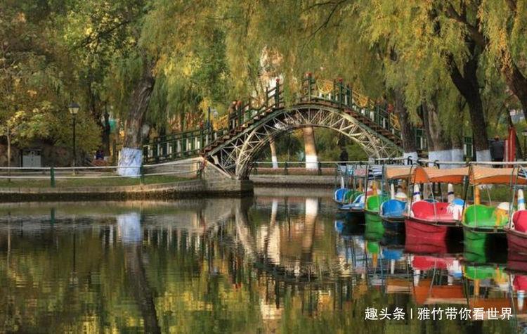 """哈尔滨兆麟公园""""——集趣味美景于一体的度假首选地"""