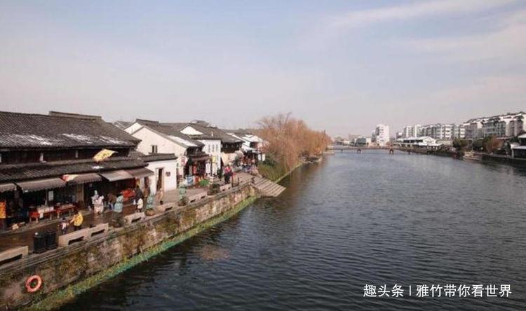 """杭州""""塘栖古镇""""——一座历史文化底蕴浓厚的小镇"""