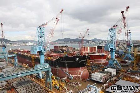 <b>30亿美元~韩国政府披露中小船企新援助计划</b>
