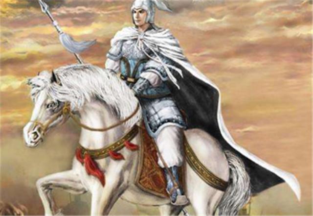 不是名将不敢穿白袍?看看那些白袍将军,战绩强悍到让你怀疑人生