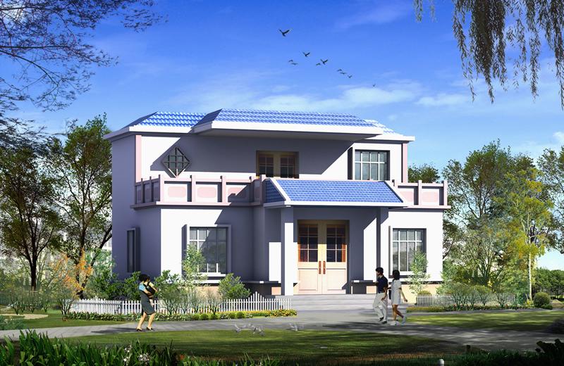 3o万农村房子设计图