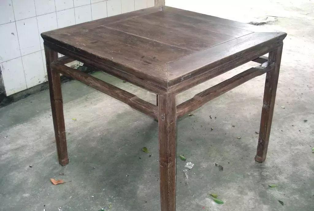 鸡翅木老条桌交易方式运作模式
