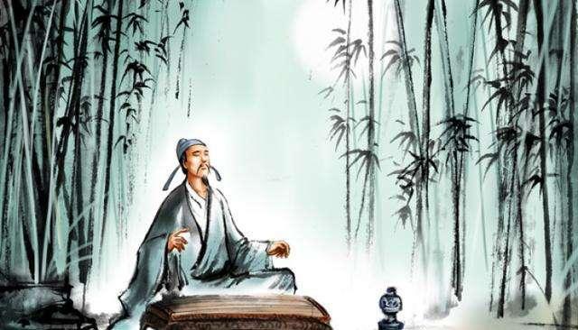 读一首诗刘长卿《听弹琴》,瑰意琦行,超然独处的坚守