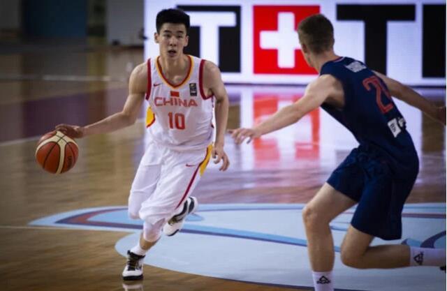 中国男篮遭三连败已成定局