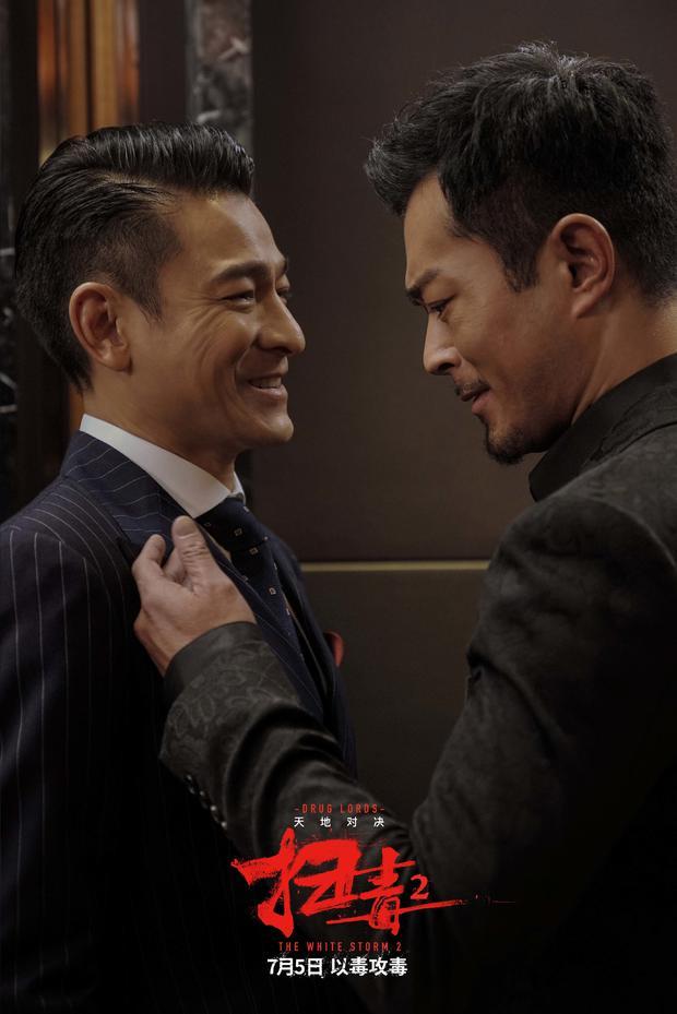 《扫毒2》曝监制&主演刘德华特辑