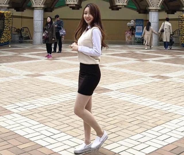 韓國健身網紅回顧大學生活,談過3次戀愛,過得很充實!