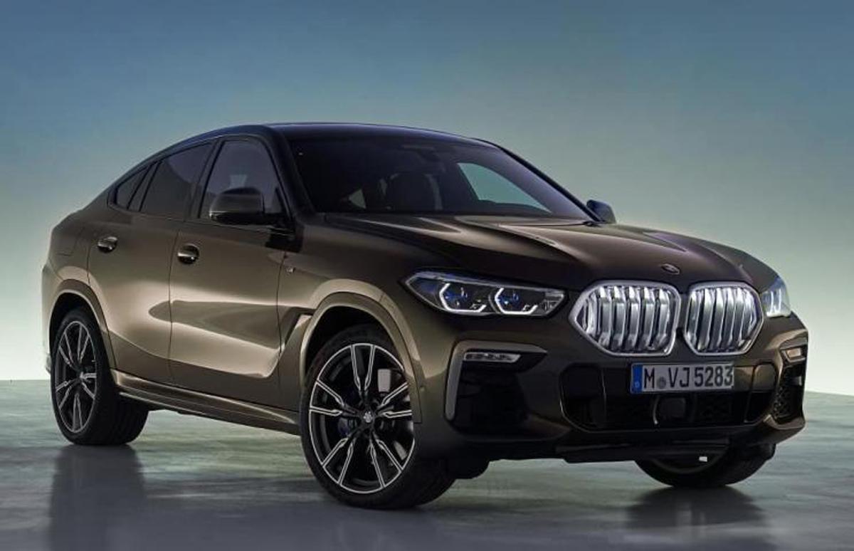 2020款宝马x5新款车