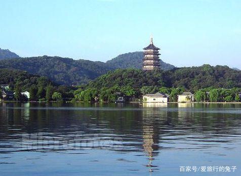 """杭州西湖:一个让人充满向往的地方,""""西湖十景""""更是美不胜收!"""