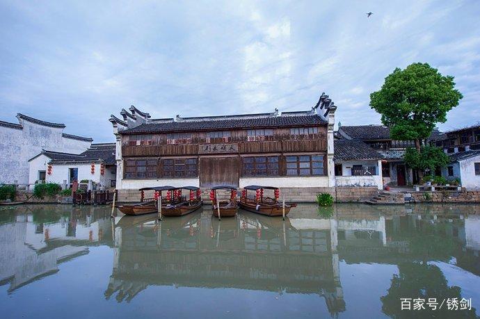 耗时12年建成的江南百年大宅,主人只享受了12年就无偿充公了
