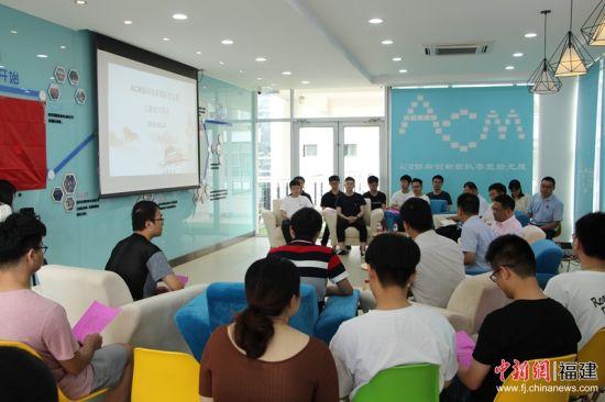 """福州大学创新人才培养 以党建促进""""双一流""""发展"""