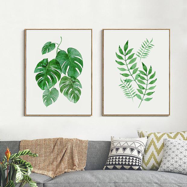 夏季家居:綠意盎然中的一抹清新,從容享受夏日時光!