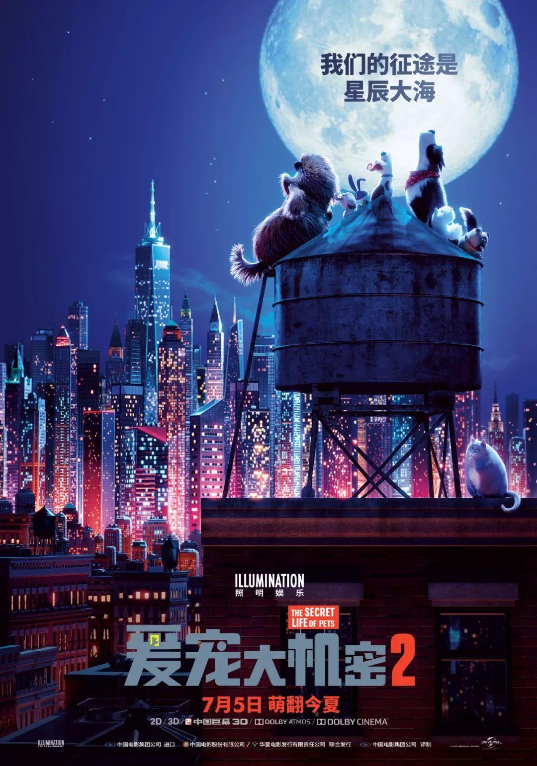 2019儿童电影排行榜_来自祖国各地的这些 00后 10后 ,齐聚北京过了把配音